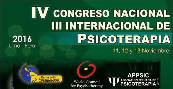 Congreso 2016 - Lima, Perú