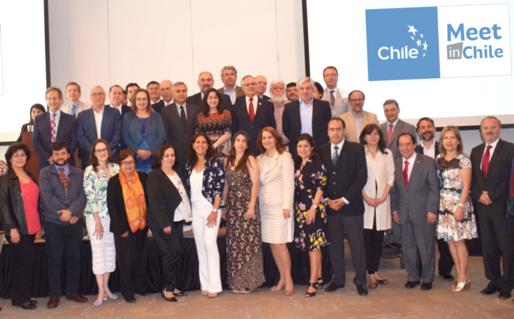 Gobierno De Chile Capacitó A 60 Líderes De Asociaciones Profesionales, Para Ser Embajadores Turísticos De Chile